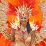 Costume Carnaval St Martin