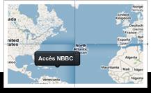 plan d'accès Nettlé bay Beach Club