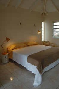 Chambre double Villa du Lagon