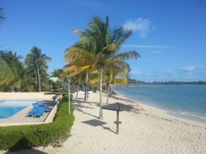 Vue extérieure 2P Sand Beach