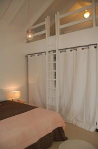 Chambre suite villa