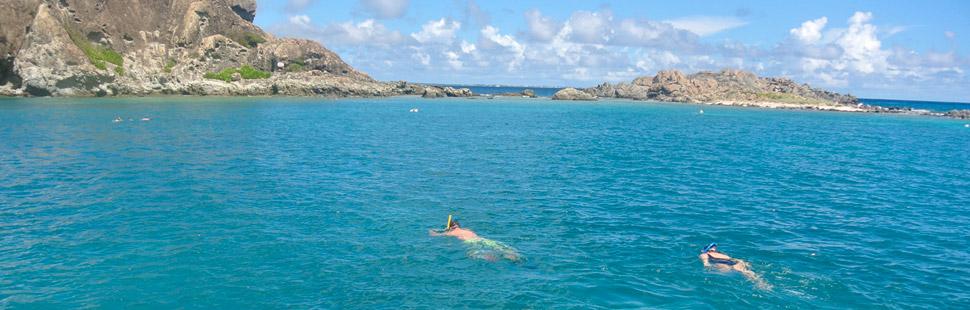 Faire de la Plongée à St Martin
