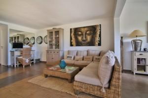 Salone Tv Cocoon Villa