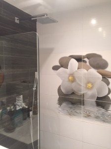 shower bath cocoon villa